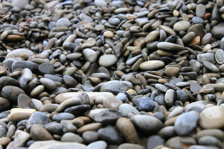 stony: Stony Beach Stock Photo