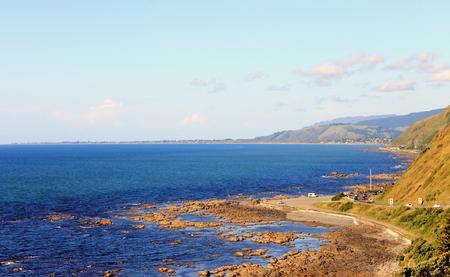 wellington: Pukerua Bay, Kapiti, Wellington, New Zealand.