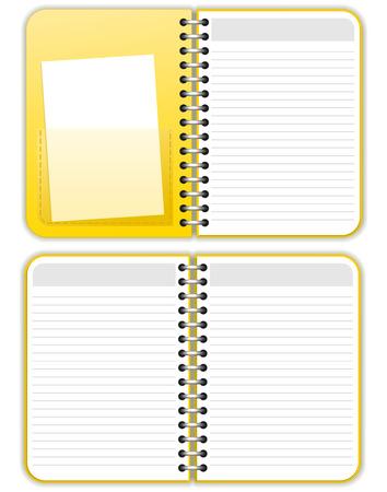 handbook: Notebook Illustration
