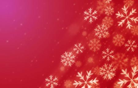 빨간 눈 배경. 겨울 시즌입니다. 스톡 콘텐츠