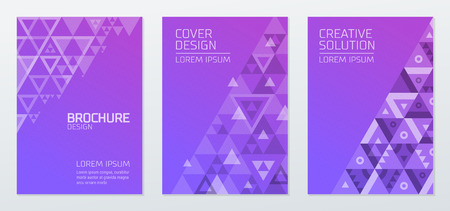 Abstract geometric shapes polygon design vector background. For business annual report book, cover brochure, poster.