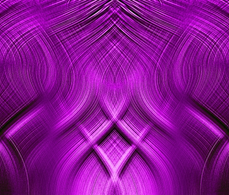 interlocking: fantastic  violet interlocking threads of relief   Stock Photo