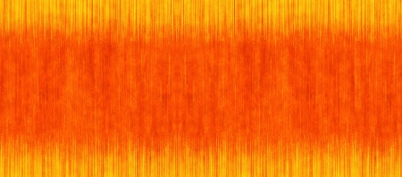 infamous:  Grange orange background of vertical stripes and scratches