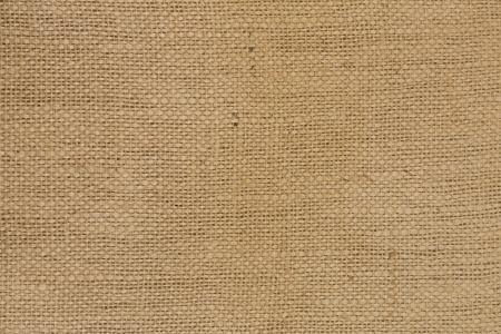 burlap: Close-up of natural burlap hessian sacking