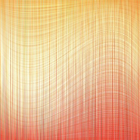 abstract waves golden orange background photo