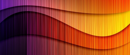 abstract geometric background of colored lines Stock Photo - 16340758