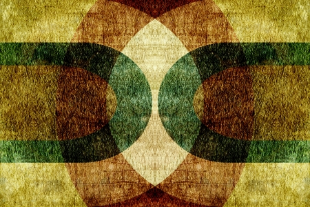 geometric background image with grunge texture Stock Photo - 16341091