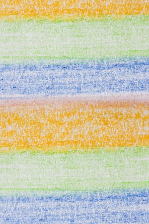 pencils  clutter: colored pencil drawing on white paper