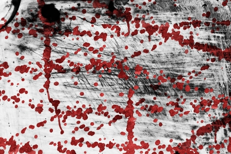 ged: old bloody grunge background texture  Stock Photo