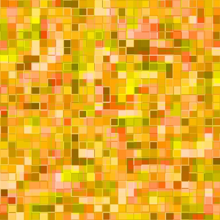 golden mosaic tiles, abstract background photo