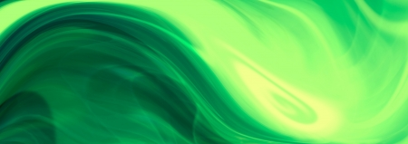 abstract green background of the winding line Stock Photo - 16396215