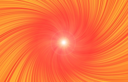 abstract background radiant fiery outburst Stock Photo - 16396269
