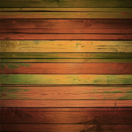 colored wooden background, with light modeling Stock Photo - 16487912