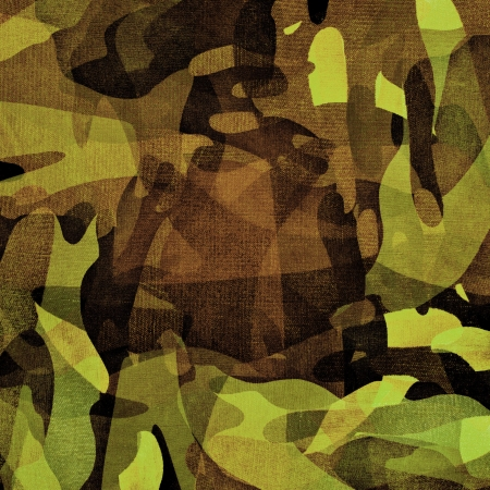 Military texture (brown, black, marsh, green colors) photo