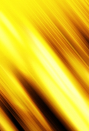 inexplicable: gold striped background on a diagonal, abstract  Stock Photo