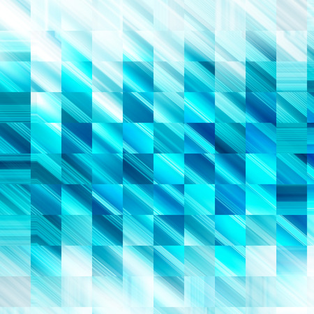 austere: blue stripes on a diagonal, abstract background