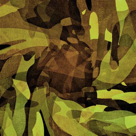Military texture (brown, black, marsh, green colors)