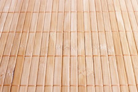 placemat: bamb� sfondo prospettiva tovaglietta in legno Archivio Fotografico