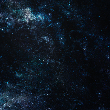 dark nebula: background of space with stars, abstract background
