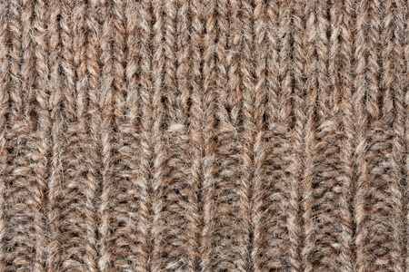 mohair: Close up detail of knitted wool llama