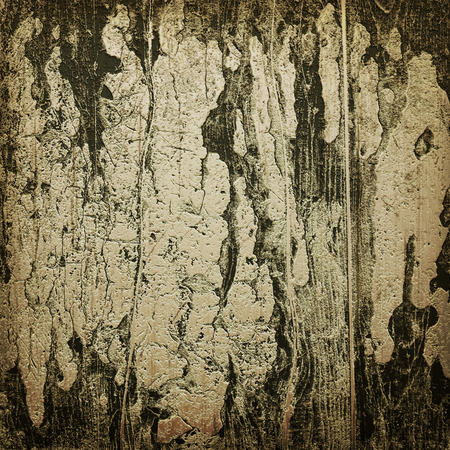 exfoliate: grunge wood with peeling paint texture