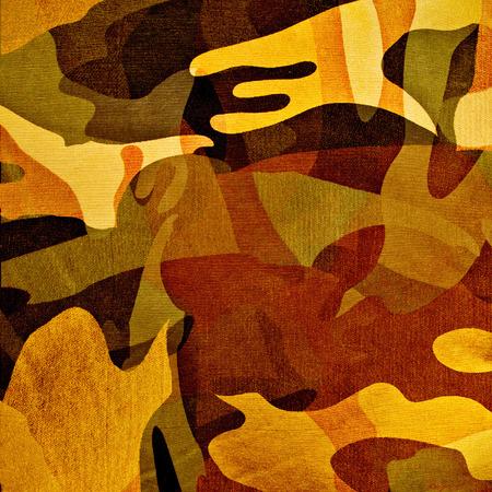 camoflauge: Military texture (brown, black, marsh, green colors)