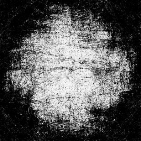ged: old monochrome grunge background texture