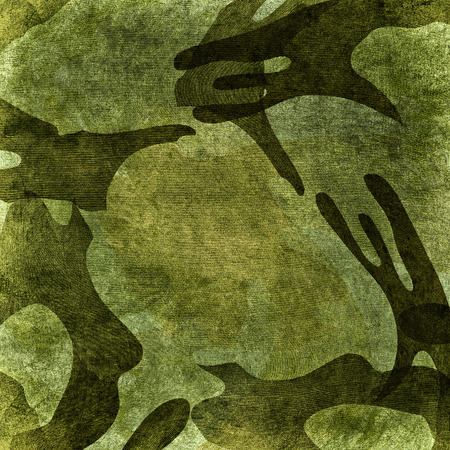 camouflage pattern: Military grunge background (brown, black, marsh, green colors)