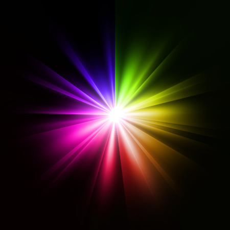 lighting effects: abstract colored lighting effects background.