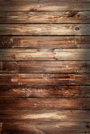 wood grain: stained wooden wall background texture