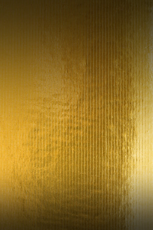 texture of the gold embossing of cardboard close up photo