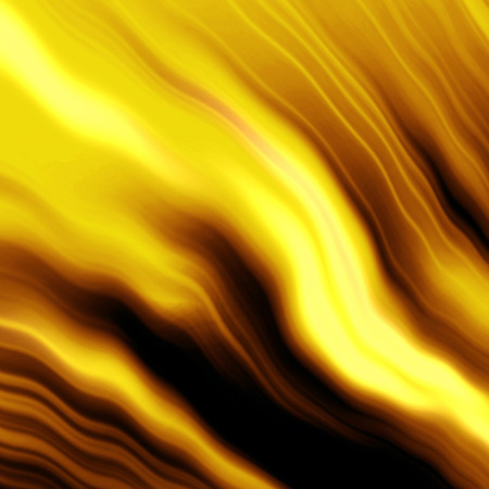 inexplicable: gold striped background on a diagonal, abstract
