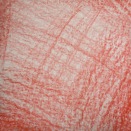 rifts: red pencil on white paper