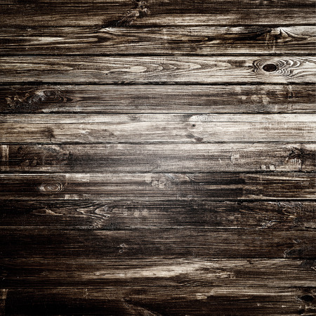dark wood: stained wooden wall background texture