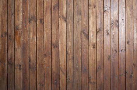 pared madera: manchado la pared de madera de textura de fondo