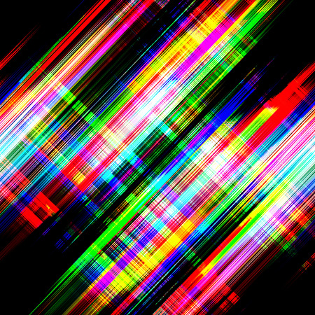 vitreous: abstract background of diagonal bright lines of gradient Stock Photo