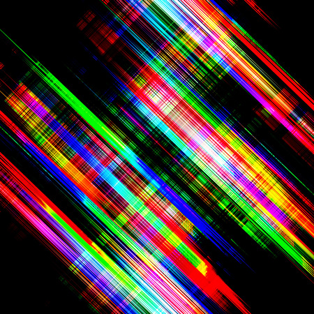 abstract background of diagonal bright lines of gradient Stock Photo