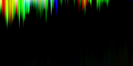 abstract stripes and lines on a dark background photo