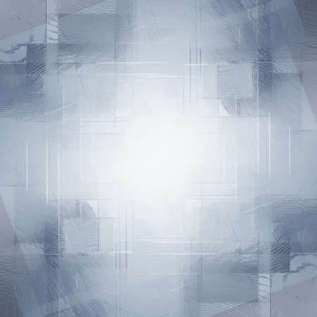 abstract Gray background of squares cruciform