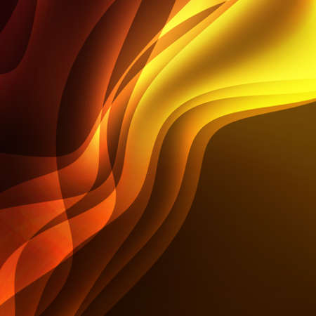 Abstract golden background for design Stockfoto