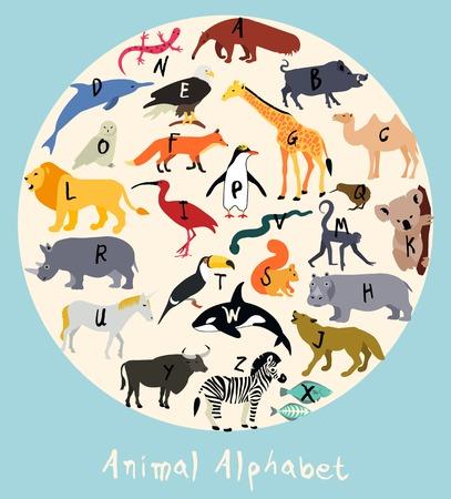 yak: Animal Alphabet