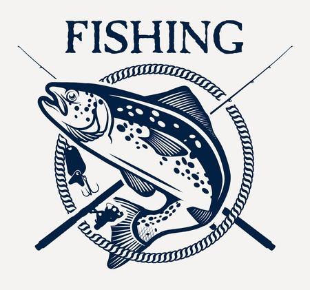 carp fishing: Pesca alla trota