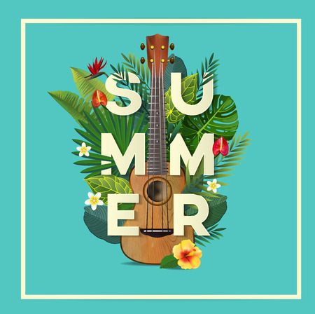 여름 인쇄술.