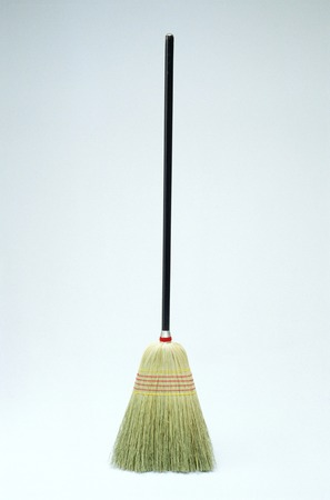 sweeper: Sweeper on a white background