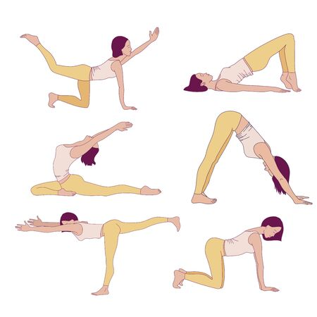 Exercises to strengthen the muscles of the vagina and pelvic floor muscles.