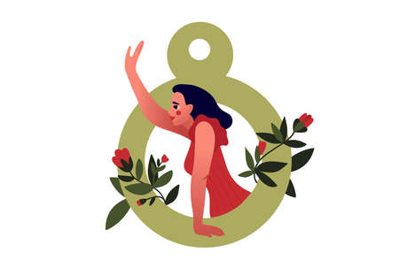International Women s Day. 8 March.