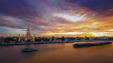 best known: Wat Arun is among the best known of Thailand