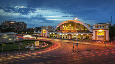 referred: The station is officially referred to by the State Railway of Thailand