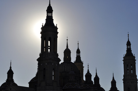 Basilica Our Lady of El Pilar, Zaragoza, Spain