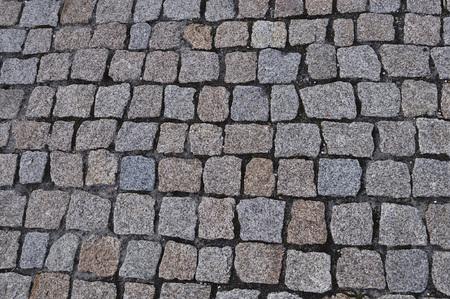 Cobblestone floor Stok Fotoğraf